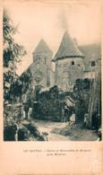 15 BRAGEAC Eglise Et Monastère Près De Mauriac - Mauriac