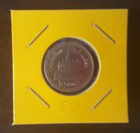 Thailand Coin Circulation 2 Baht Year 2007 (XF) - Thailand