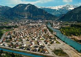 Thematiques 74 Haute Savoie Cluses Vue Générale La Sardagne Timbre Cachet 22 07 1974 - Cluses