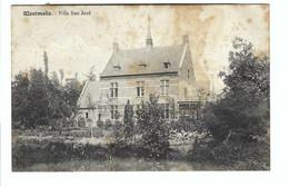 Westmalle.  Villa San José 1912 (kaart Vertoont Ouderdomsverschijnselen...zie Scan) Edit. Du Grand Hotel - Malle