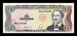 República Dominicana 1 Peso Oro 1988 Pick 126c SC UNC - Dominicana