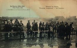 59 Région Du Nord Troupes Anglaises La Toilette 1914-15 WWI WWICOLLECTION - Weltkrieg 1914-18
