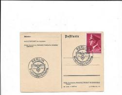 Sammlerkarte 1942 - Cartas