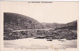 22 JOSPINET En PLANGUENOUAL La Descente à La Plage En 1947 - Altri Comuni
