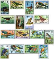 Ref. 36958 * NEW *  - ST. VINCENT . 1970. BIRDS. AVES - St.Vincent (1979-...)
