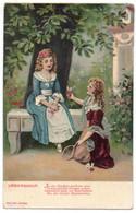 DC1769 - Ak Kinder Schöne Motivkarte Mädchen - Abbildungen