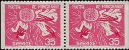 Ref. 632902 * NEW *  - SWEDEN . 1963. WORLD CAMPAIGN AGAINST HUNGER. CAMPA�A MUNDIAL CONTRA EL HAMBRE - Nuovi