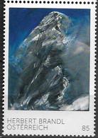 2020 Österreich Austria Mi. 3536 **MNH .Moderne Kunst In Österreich: Ohne Titel, 2008; Gemälde Von Herbert Brandl - 2011-... Nuovi & Linguelle