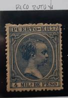 Puerto Rico N89it( Letras Rotas - Porto Rico