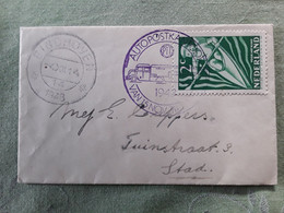 PAYS BAS . AUTOPOSTKANTOOR 1948 . TIMBRE N° 499 - Marcofilia