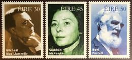 Ireland 1999 Actors & Actresses MNH - Ungebraucht