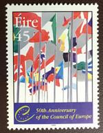 Ireland 1999 Council Of Europe MNH - Ungebraucht