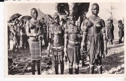 CPSM GUINEE DANSEUSES A YOUCOUNKOUN - Guinea