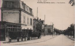 AUBE-Romilly Sur Seine-Rue Gambetta - Ed Aulay - Romilly-sur-Seine