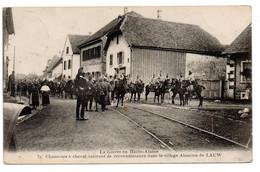 Lauw / Chasseurs à Cheval - Otros Municipios