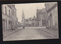 Allier /  Doyet La Presle, Rue De La Republique, - Other Municipalities