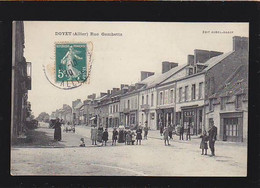 Allier /  Doyet La Presle, Rue Gambetta, Café De La Mine - Other Municipalities