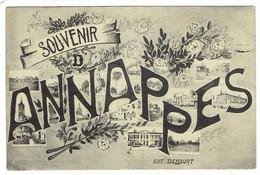 Annappes. Souvenir D'Annappes. Villeneuve D'Ascq. **** - Villeneuve D'Ascq