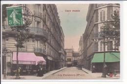 CPA Couleur De Paris 11 ème - Série Tout Paris - Cité Phalsbourg - N°10 - - Paris (11)