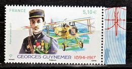 France PA  81 A Guynemer  2017 Avec Bord De Feuille (feuille De 10) Neuf ** TB MNH Sin Charnela Faciale 5.1 - 1960-.... Neufs