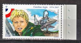 France PA  78 A Caroline Aigle  2014 Avec Bord De Feuille (feuille De 10) Neuf ** TB MNH Sin Charnela Faciale 3.55 - 1960-.... Nuovi