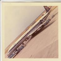 AEREO PLANE AIRCRAFT OLYMPIC AIRWAYS - FOTO ORIGINALE ANNI 1965 - Aviación