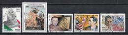 Italie 1998 : Timbres Yvert & Tellier N° 2279 - 2280 - 2281 - 2282 - 2283 - 2284 - 2285 - 2286 - 2287 Et 2288 Oblitérés. - 1991-00: Used