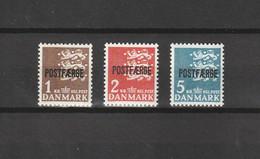 1967/72 ARMS MNH** - Postpaketten