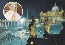 Roma - Basilica Di S.pietro - Viaggiata - San Pietro
