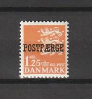 1965 ARMS 1.25KR MNH** - Postpaketten