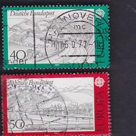 Europa. Allemagne YT 781/82 - 1977