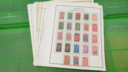 Lot N° TH 659 CAMEROUN   Neufs Ou Obl. Sur Page D'albums - Collezioni (in Album)