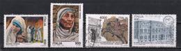 Italie 1998 : Timbres Yvert & Tellier N° 2320 - 2321 - 2323 - 2324 - 2325 - 2326 - 2327 - 2329 - 2335 Et 2341 Oblitérés. - 1991-00: Used