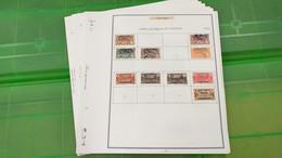 Lot N° TH 654 AOF . AEF  Neufs Ou Obl. Sur Page D'albums - Collezioni (in Album)