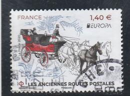 FRANCE 2020 PEUGEOT 204 CABRIOLET OBLITERE YT 5397 - 2010-.. Matasellados