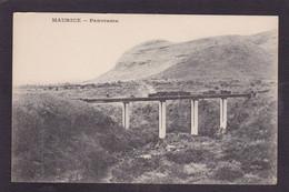 CPA Maurice Mauritius Non Circulé Train Chemin De Fer - Mauritius