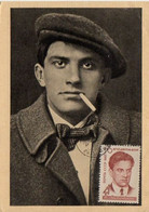 Vladimir Vladimirovitch Maïakovski URSS N°2690 Carte Premier Jour 1963 - Covers & Documents