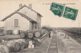 Saint Sauveur De Nuaille ( La Gare ) - Other Municipalities