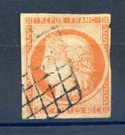 181120//// 1849 CERES N° 5.........oblitéré... Défaut De Marges Cote 500 - 1849-1850 Ceres