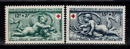 YV 937 & 938 N** Croix Rouge Cote 12 Euros - Neufs