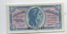 Billet De 50 Centimos ( 1937 ) - Otros