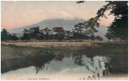 JAPON  Fuji From YOSHIWARA - Autres