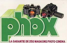 PHOX PHOTO CINE - CINEMA VELEZ  SAINT-JEAN DE LUZ - Advertising