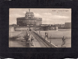 97137     Italia,  Roma,  Castel  S. Angelo,  VGSB  1911 - Castel Sant'Angelo
