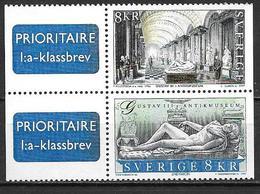 Suède 1997 1999/2000 Neufs Musée Des Antiquités - Neufs