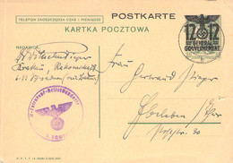 P6 I Generalgouvernement 1940 - Besetzungen 1938-45