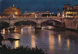 381 - Italien - Roma , Rom , Schloss S. Angelo , Note - Gelaufen 1964 - Castel Sant'Angelo