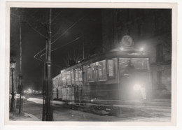 ° 75 ° PARIS °  PORTE DE VINCENNES ° TRAMWAY ° Photo - Trains
