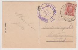 TR Postkaart - Carte Postale - Train Radio - Radiotrein - Otros