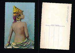 CPA-Afrique-Algérie-scènes Et Types -femme - Jeune Fille De Constantine - Mujeres